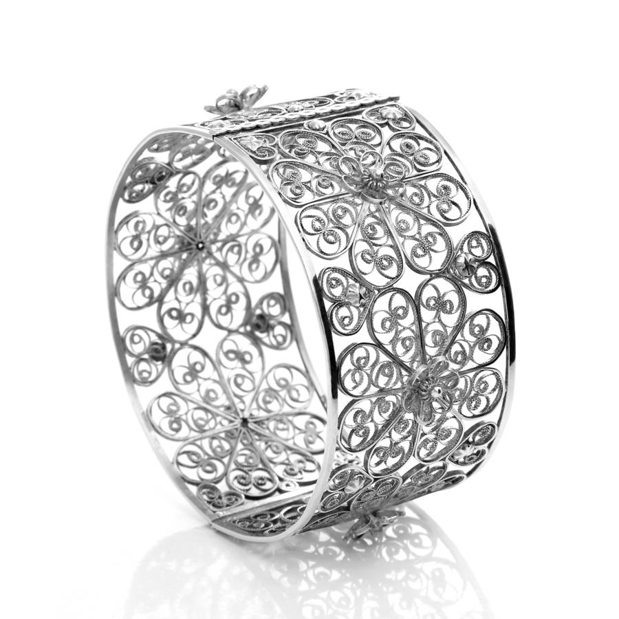 links single silver original filigree product arabellebrusan ring