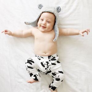 Panda Party Leggings - trousers & leggings