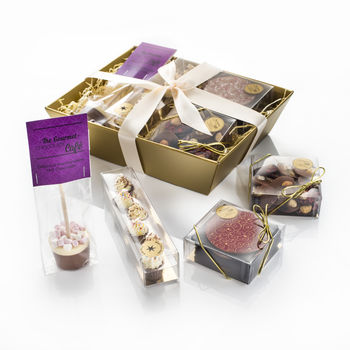 New Gourmet Chocolate Cafe Hamper