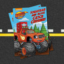 Blaze And The Monster Machines Personalised Book