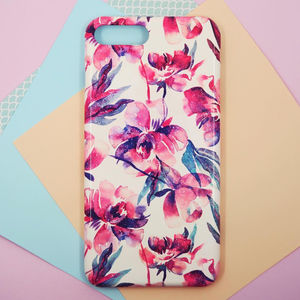Floral Case For iPhone - womens