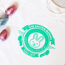 Easter Bunny Appreciation Society Kid's Easter T Shirt