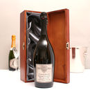 Personalised Magnum Prosecco Pewter With Love Label