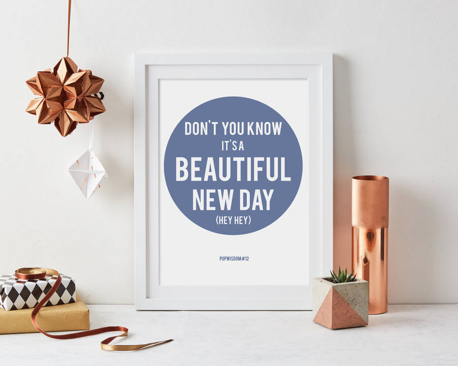 Lyric blue song lyrics : song wisdom personalised lyrics print by betsy benn ...