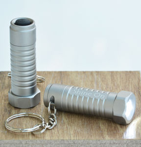 Personalised Bolt Torch Keyring - whats new