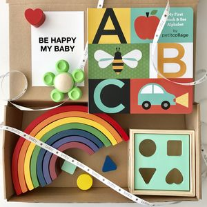 Little Genius New Baby Gift Box - gift sets