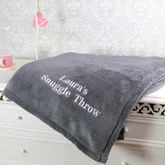 Personalised Snuggle Blanket - baby & child
