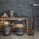 Fireplace Accessories From Garden Trading
