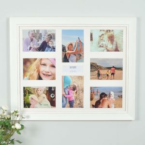 Personalised Mother's Day Multi Picture Frame - picture frames