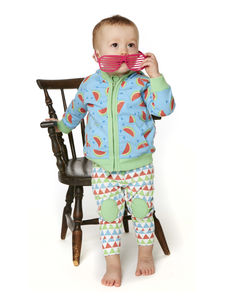 Watermelon Print Hoody - new in baby & child