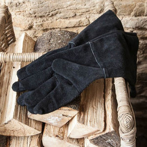 Gauntlet Gardening Gloves - living room
