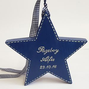 Pageboy Star - for children
