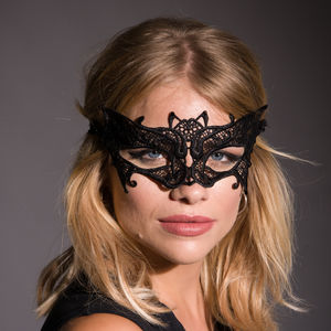 Bat Girl Masquerade Mask