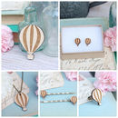 Hot Air Balloon Jewellery