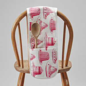 Jelly And Cake Double Oven Glove