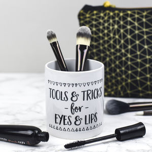Rhyming Make Up Brush Holders - new in home