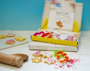 Junior Baking Kit - make your own kits