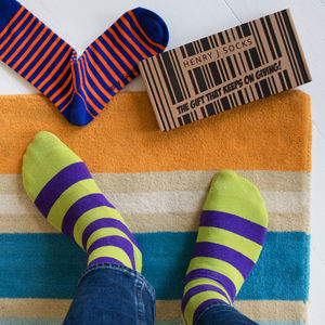 Monthly Sock Subscription - subscriptions