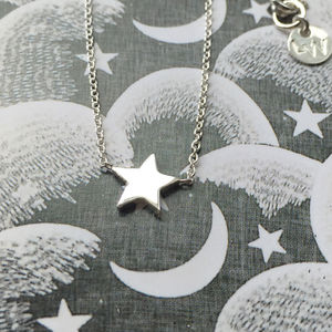 Star Necklace - women's jewellery