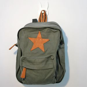 Children's Star Backpack - children's accessories