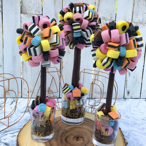 Personalised Allsorts Sweet Tree - personalised gifts