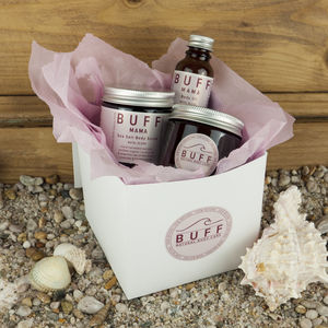 Mothers Day Buff Mama Gift Box