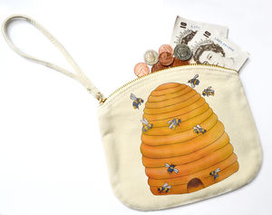 Bee Hive Purse - purses & wallets