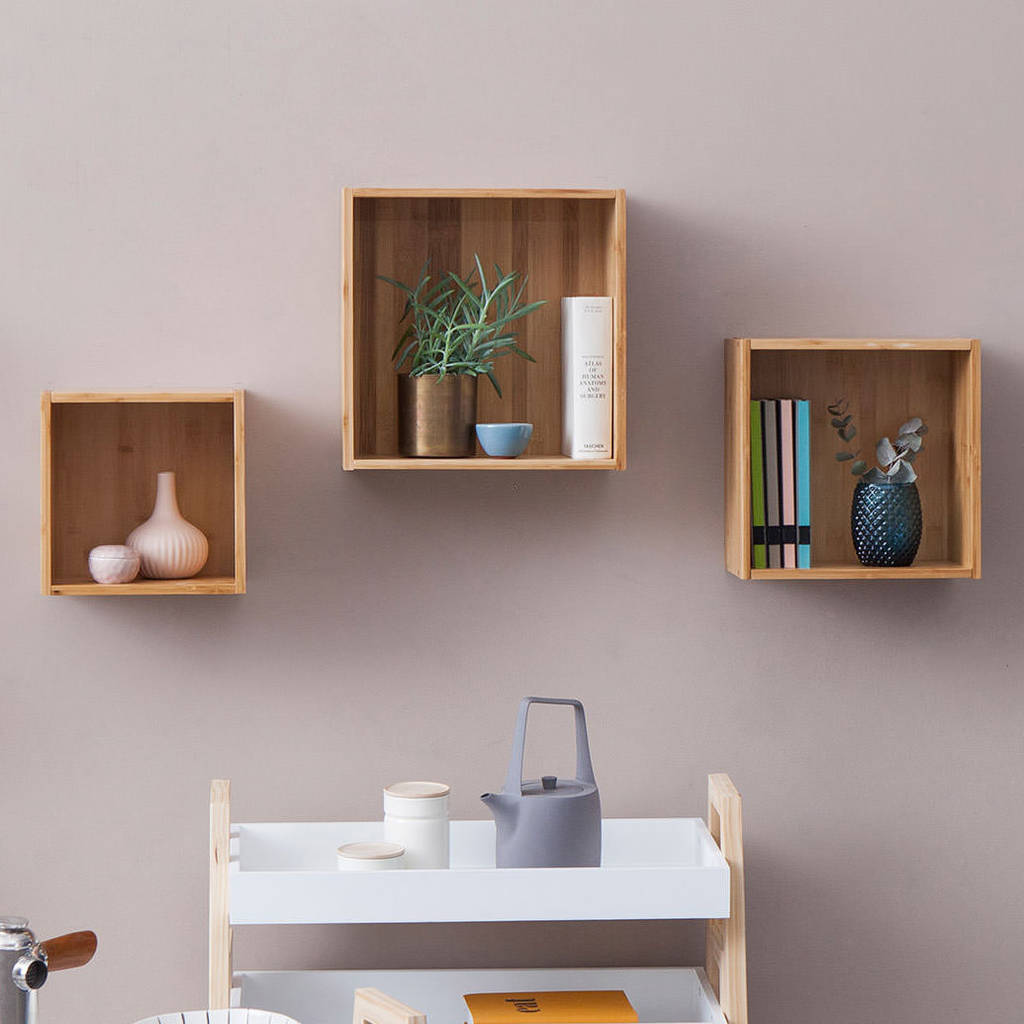 Cool Wall Cube Shelf Home Interior And Landscaping Ologienasavecom