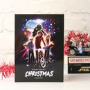 80s Nostalgia Christmas Card