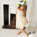 Abigail ~ Flower Girl Dress