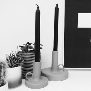 Cement Candle - candles & home fragrance