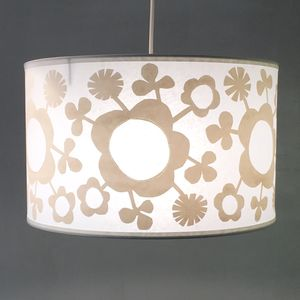 Lollipop Large Pendant Lampshade - lighting