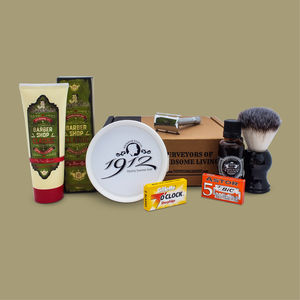 Classic Gentleman's Shaving Kit