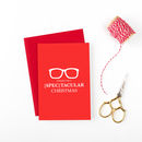 'Spectacular' Christmas Card