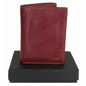 Men's Leather Wallet 40% Off - wallets