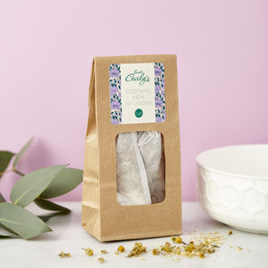 Soothing Bath Infusions - bath & body