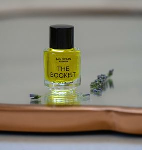 'The Bookist' Coffee And Chocolate Botanical Perfume