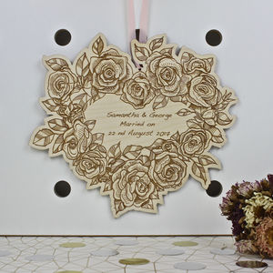 Wedding Wall Hanging - new in