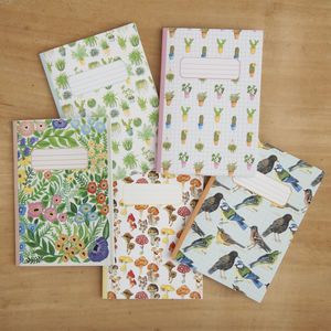 Set Of Three Pocket Notebooks - notebooks & journals