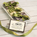 Mini Chocolate Bar Wedding Favour