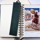 'Ben Hur' Upcycled Notebook