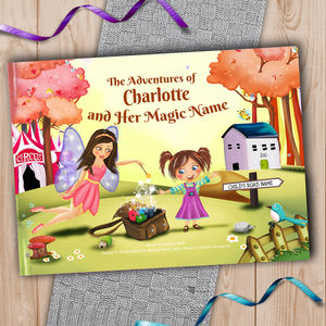 Personalised Keepsake Story Book For Children - shop by occasion