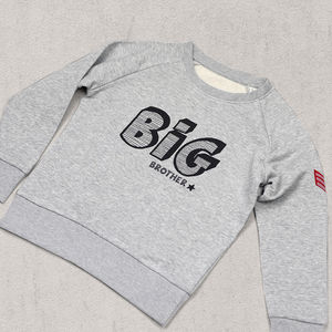 Big Brother Or Big Sister Sweatshirt - baby shower gifts