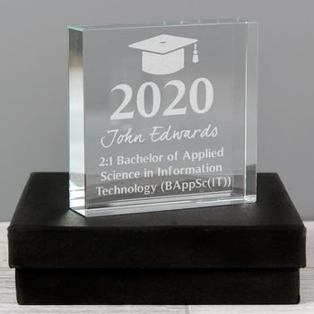 Personalised Graduation Token Gift
