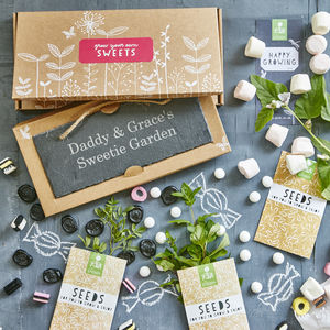 Grow Your Own Sweets Gift - garden gifts for children
