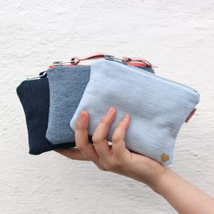 Reclaimed Denim Bag