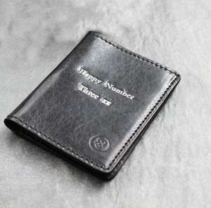 Personalised Leather Groomsmans Oyster Card Holder - wedding favours