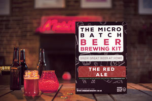 The Red Ale Micro Batch Beer Brewing Kit