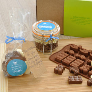 Baby Shower Or Toddler Gift Chocolate Making Kit - make your own kits