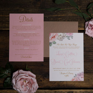 True Romance Wedding Invitations - view all new